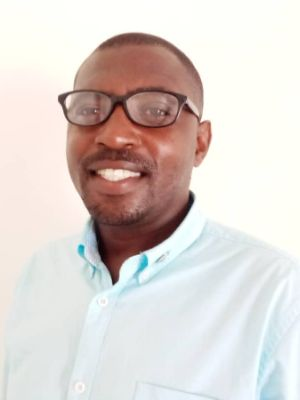 Photo of board member Gerald Areebahona.