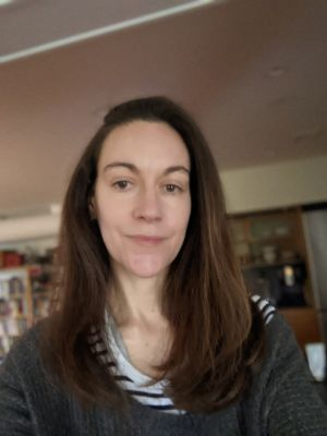 Photo of board member Hilary Sienrukos.