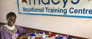 Macy's Vocational Training Necklaces