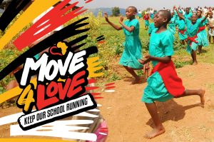 Move For Love Kid's Running