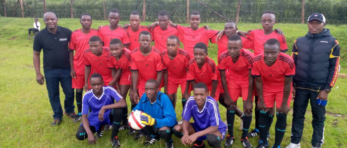 Rukundo International Soccer Club