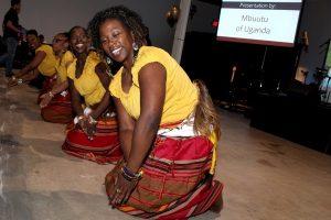 Ugandan Dancers at the 2019 Gala & Silent Auction
