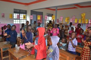 Amaani Gabato Classroom