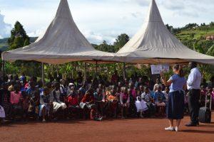 Children in the Tent - Amaani Gabato