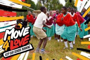 Move For Love Fundraiser