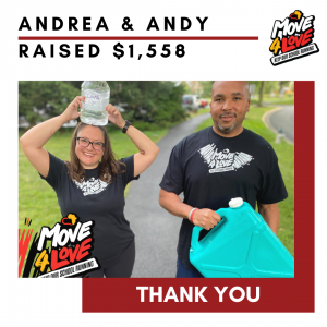 Andrea & Andy